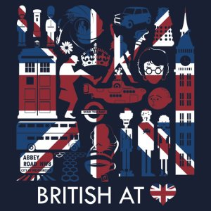 British Icons T-Shirt