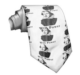 Will Power Tie